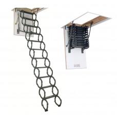 Ножничная  чердачная лестница 50*80 LST